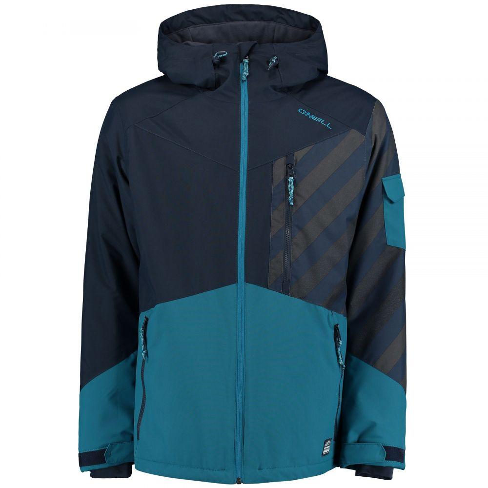 最安値級価格 オニール Jacket】blu メンズ スキー・スノーボード アウター【Cue アウター【Cue Jacket ink】blu ink, 広見町:388ef66e --- zaovegas.ru