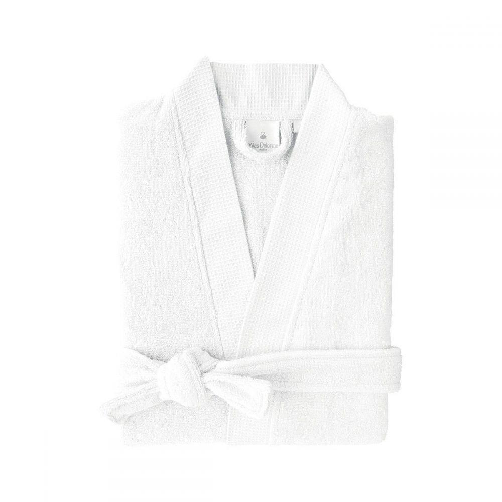イヴ ドローム レディース インナー・下着 ガウン・バスローブ【Astree Bath Robe】white