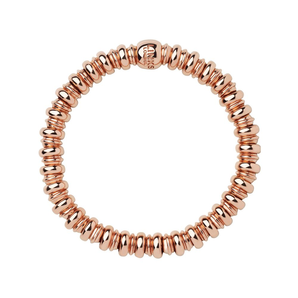 リンクス オブ ロンドン レディース ジュエリー・アクセサリー ブレスレット【Sweetheart Rose Gold Vermeil Bracelet】rose gold