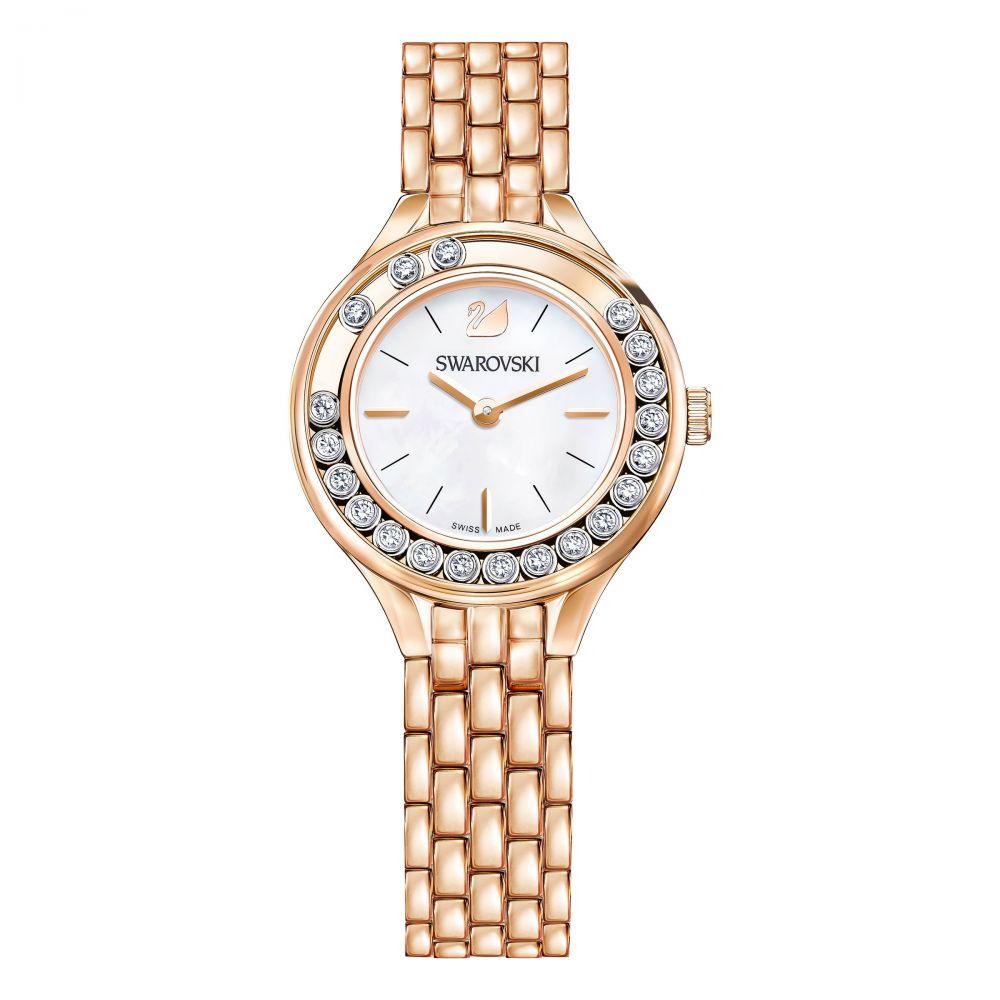 スワロフスキー レディース 腕時計【Lovely Crystals Mini Watch】metallic