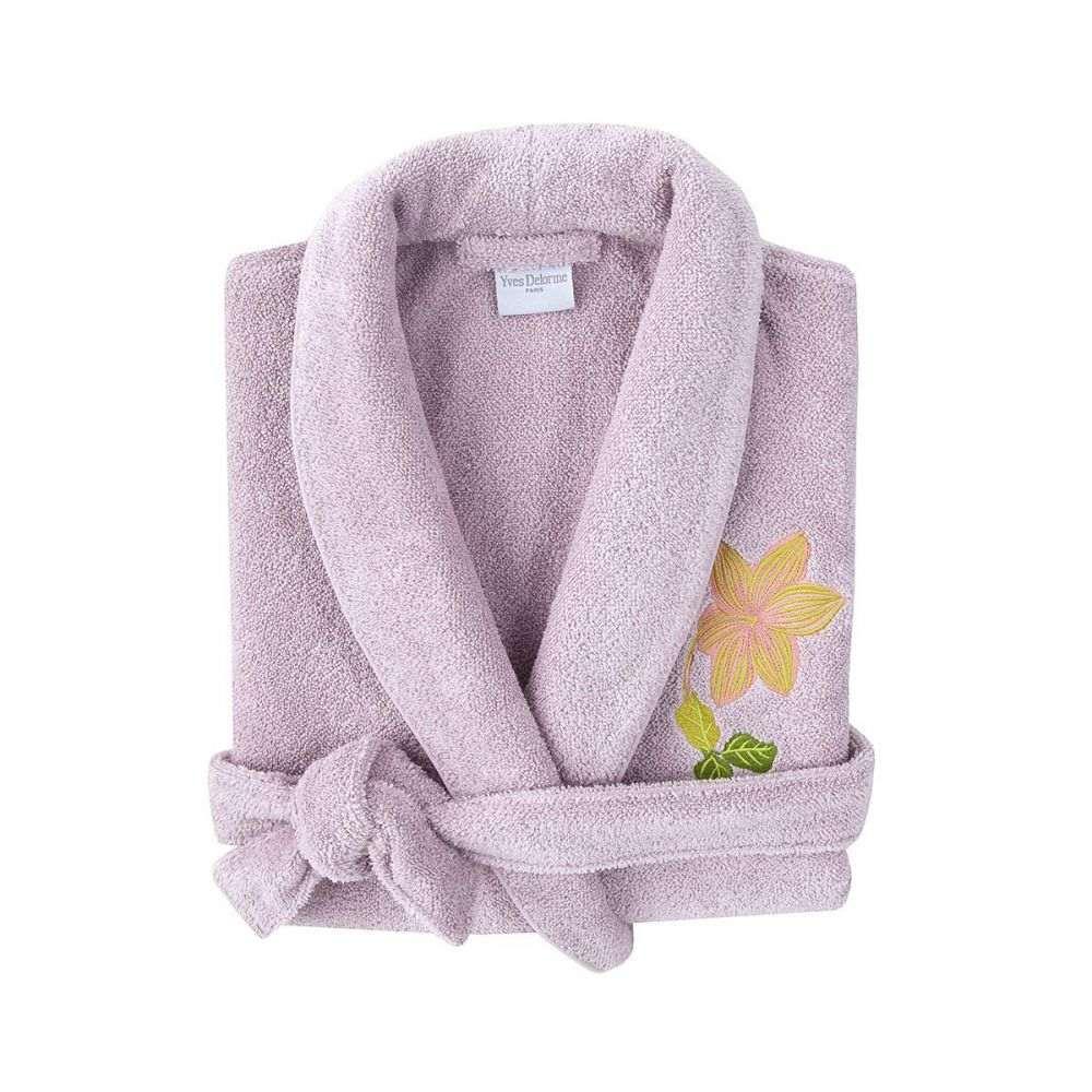 イヴ ドローム レディース インナー・下着 ガウン・バスローブ【Clematis Bath Robe】lilac