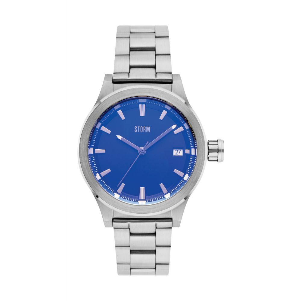 ストーム メンズ 腕時計【Wyrex Lazer Blue Watch】blue