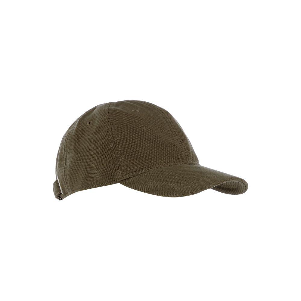 フレッドペリー メンズ 帽子 キャップ【Pique Classic Cap】khaki