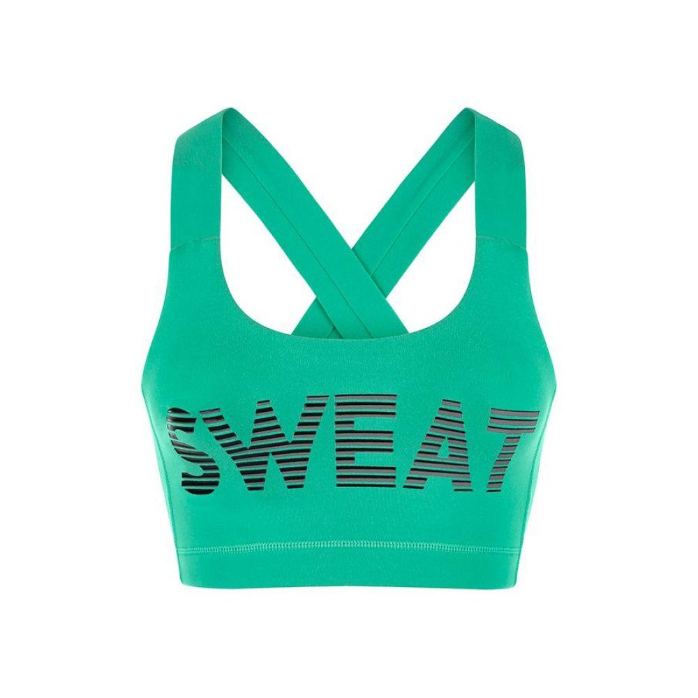 ローナジェーン レディース インナー・下着 スポーツブラ【Sweat Sports Bra】green