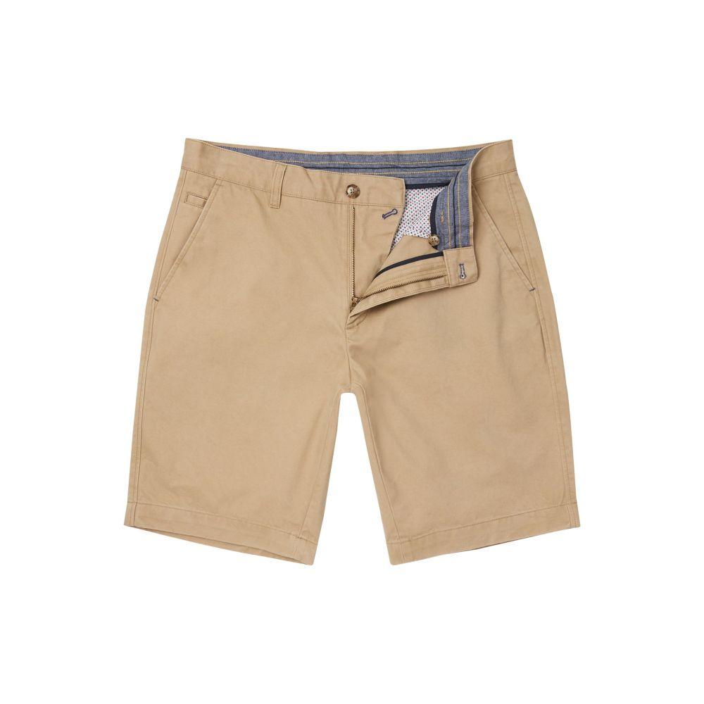 リネアペレ メンズ ボトムス・パンツ ショートパンツ【Brompton Chino Shorts】stone