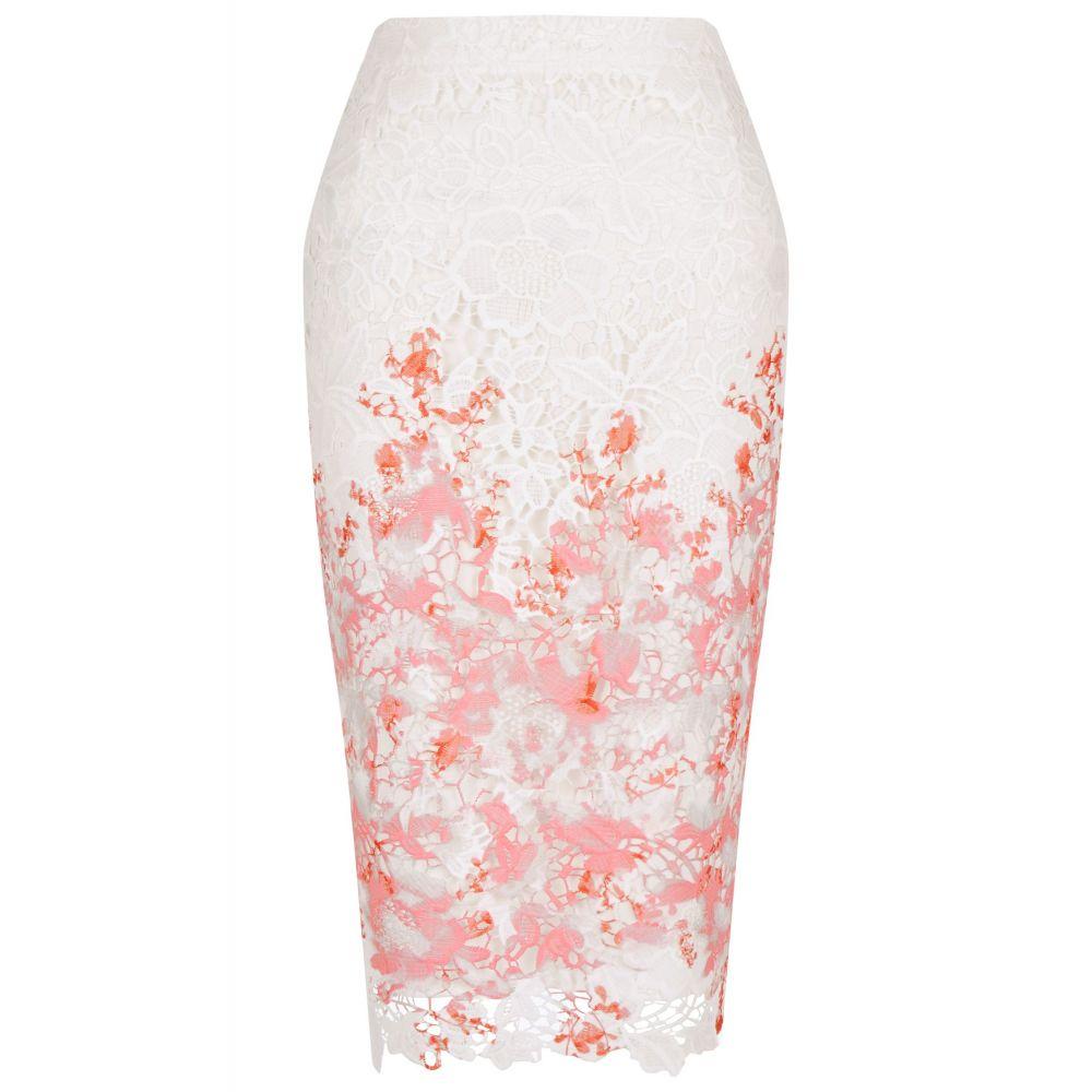 ダンセル レディース スカート ひざ丈スカート【Amily Skirt】pink