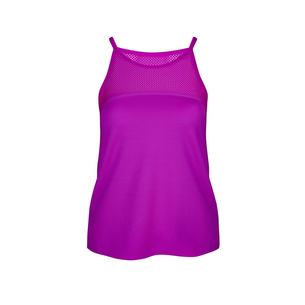 ローナジェーン レディース トップス タンクトップ【Pirouette Excel Tank】pink