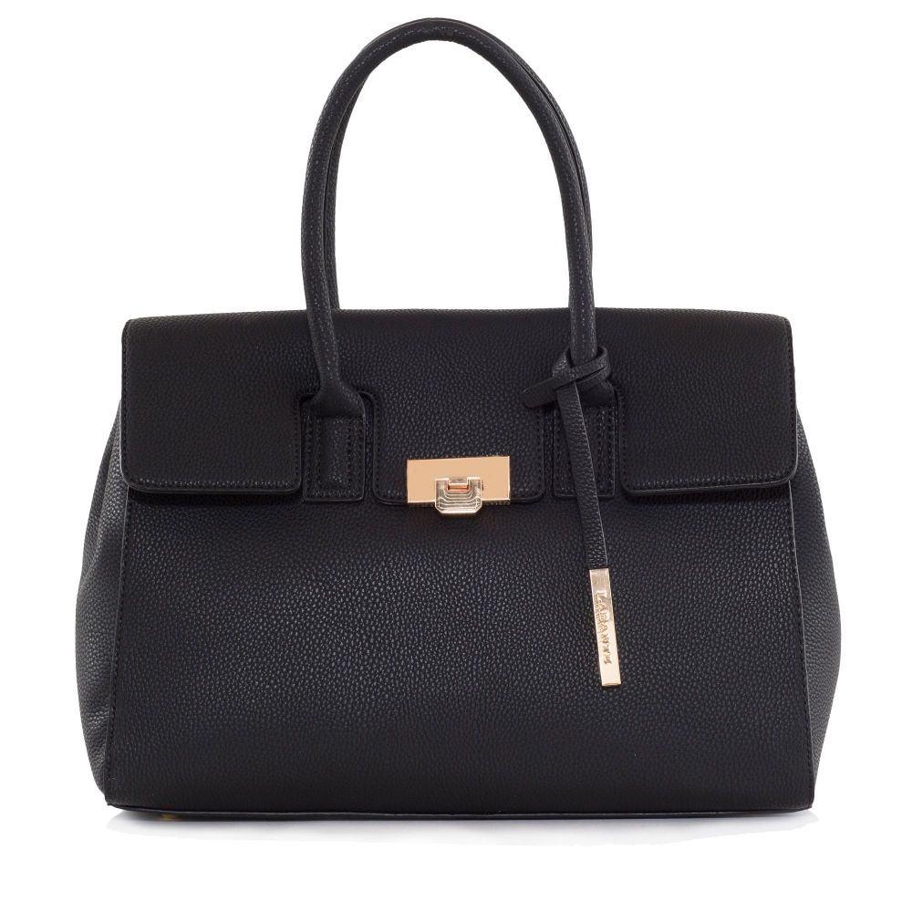 ラヴァンテ レディース バッグ ショルダーバッグ【Cypress Vegan Shoulder Bag】black