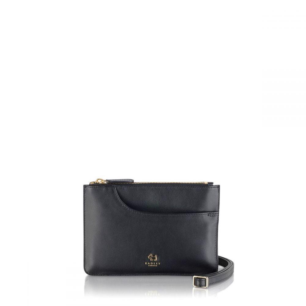 ラドリー レディース バッグ ショルダーバッグ【Pockets Small Ziptop Acrossbody Bag】black
