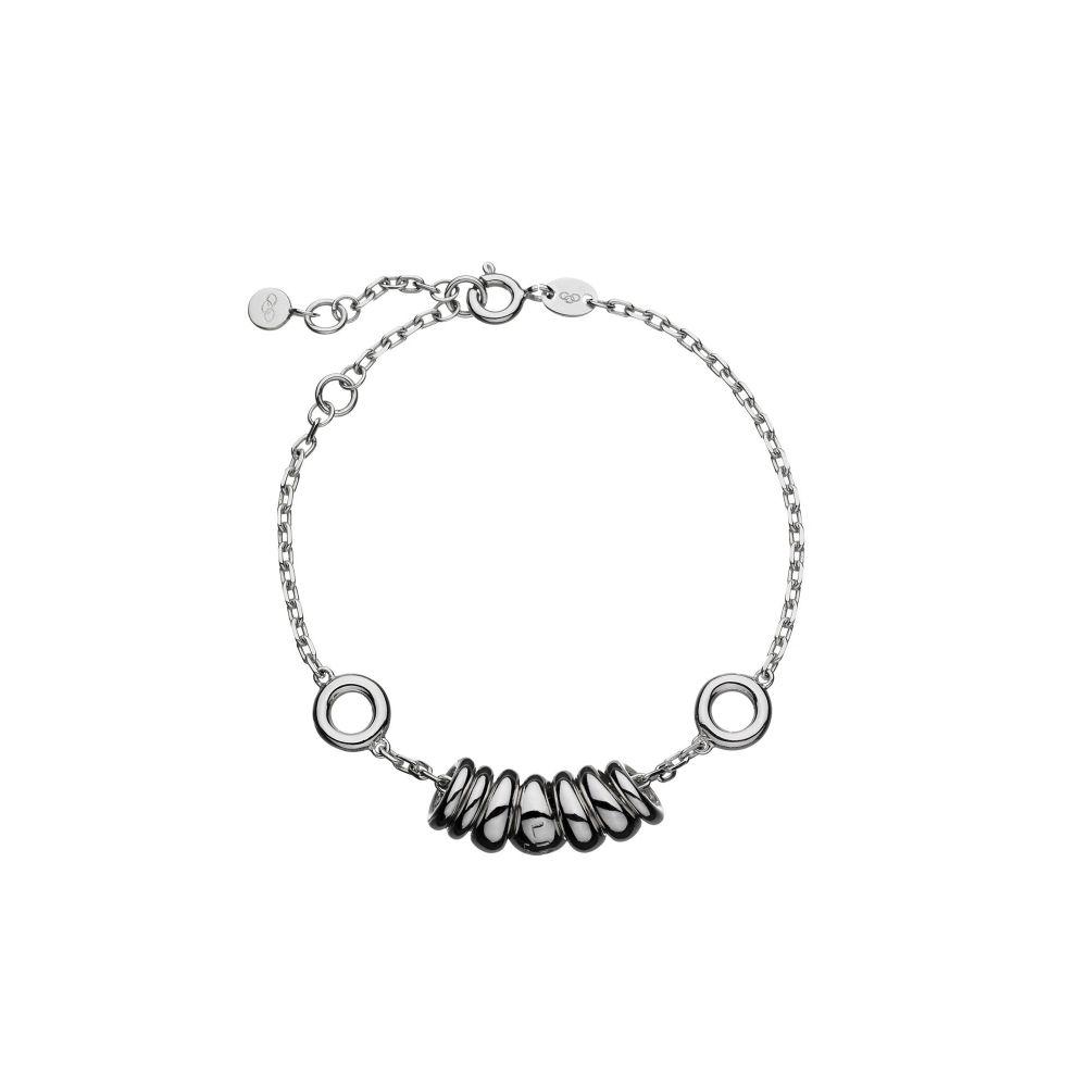 リンクス オブ ロンドン レディース ジュエリー・アクセサリー ブレスレット【Sweetie Drops Bracelet】silver