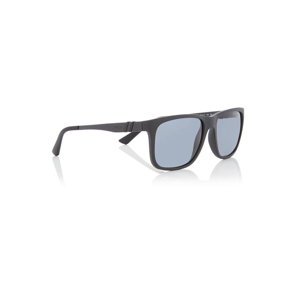 ラルフ ローレン メンズ メガネ・サングラス【Polar Grey Rectangular Sunglasses】
