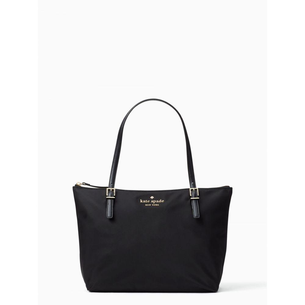 ケイト スペード レディース バッグ トートバッグ【Watson Lane Small Maya Tote Bag】black