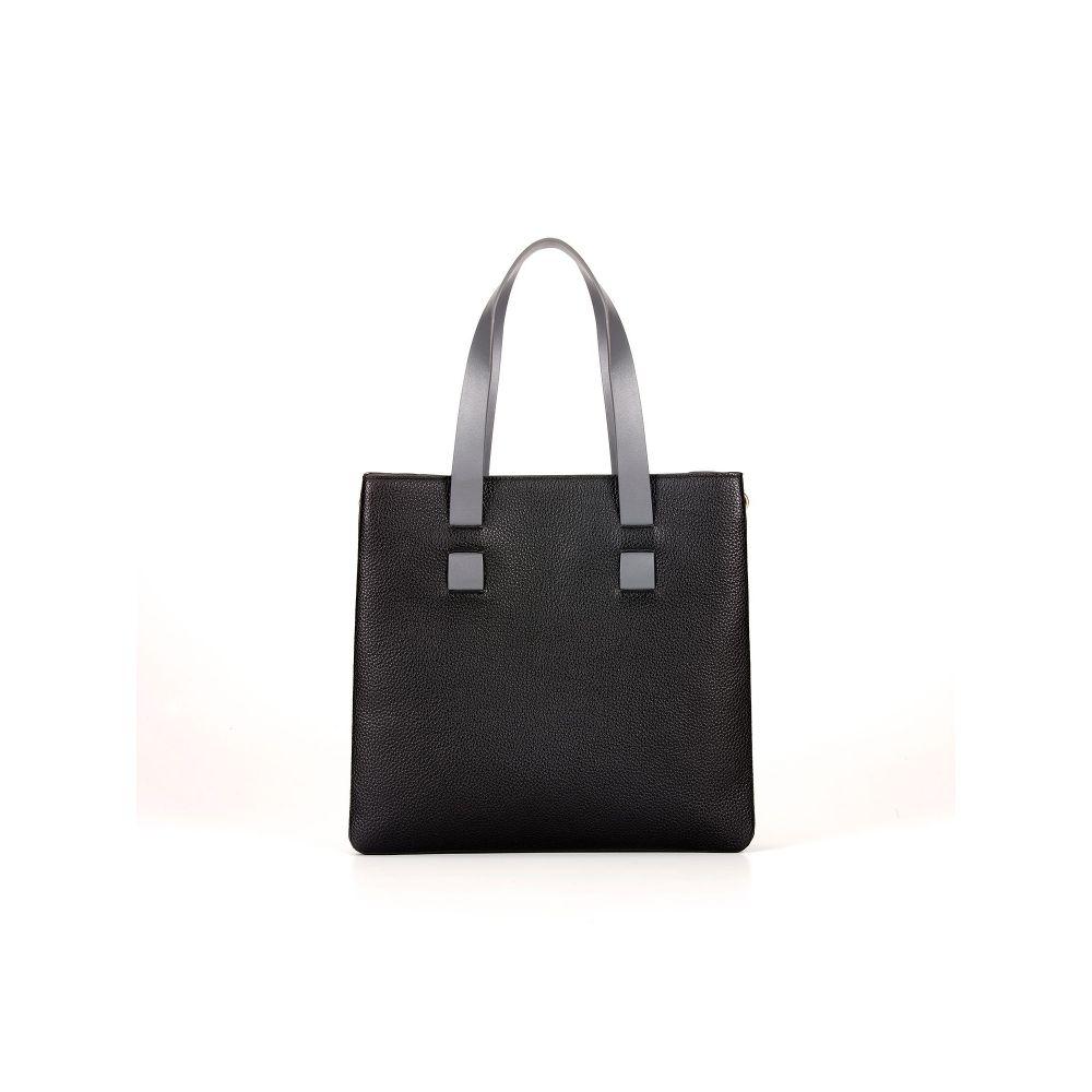 ヴィレッジイングランド レディース バッグ トートバッグ【Ecclesfield Tote Bag】black