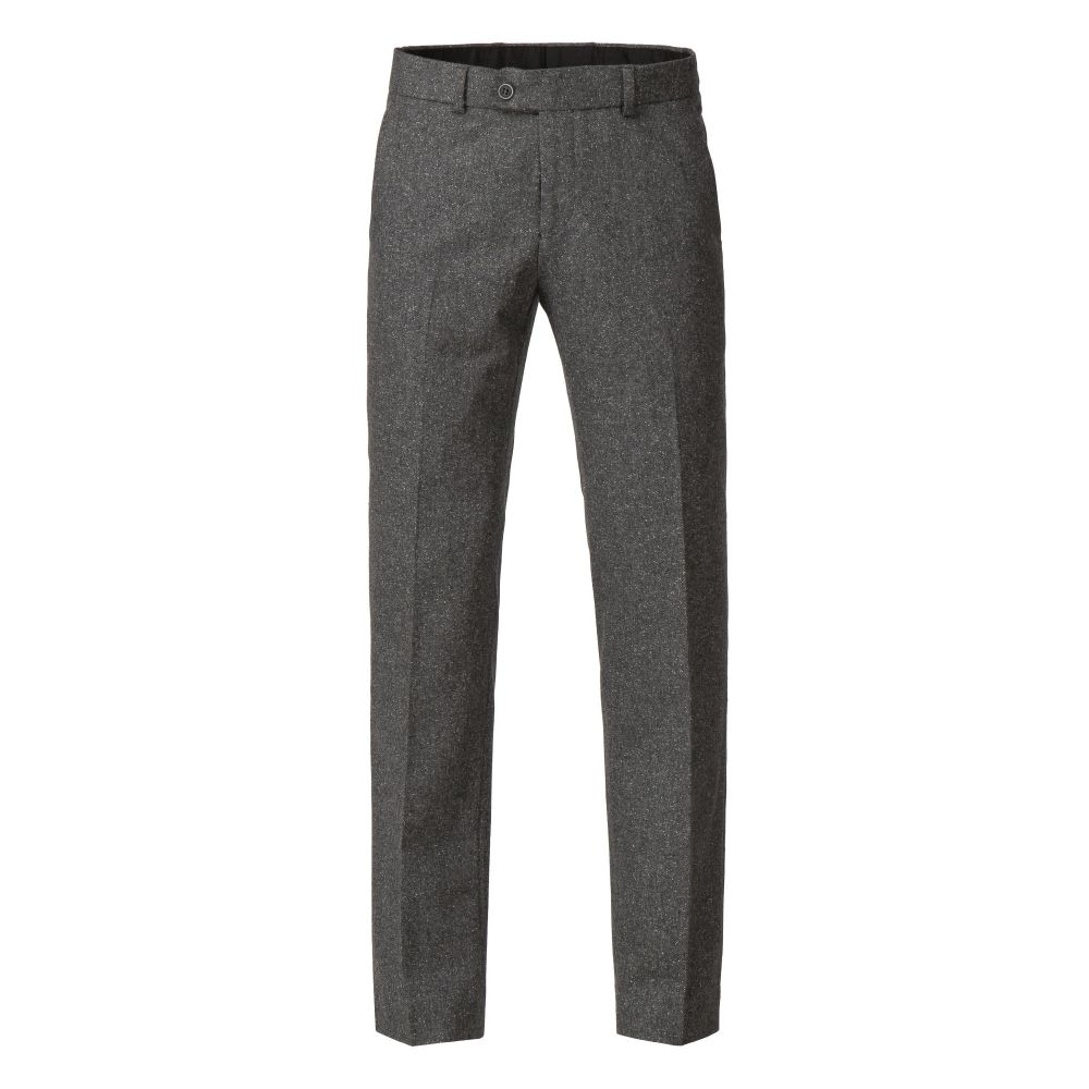 アストン&ガン メンズ ボトムス・パンツ スラックス【Arrow Grey Heritage Donegal Trouser】grey