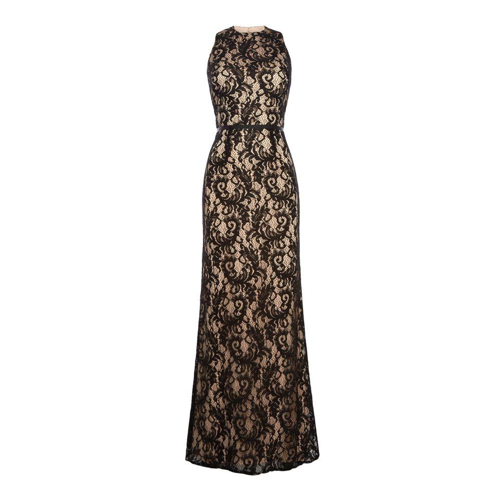 ジェイエス コレクションズ レディース ワンピース・ドレス パーティードレス【Lace Ruffle Gown】black