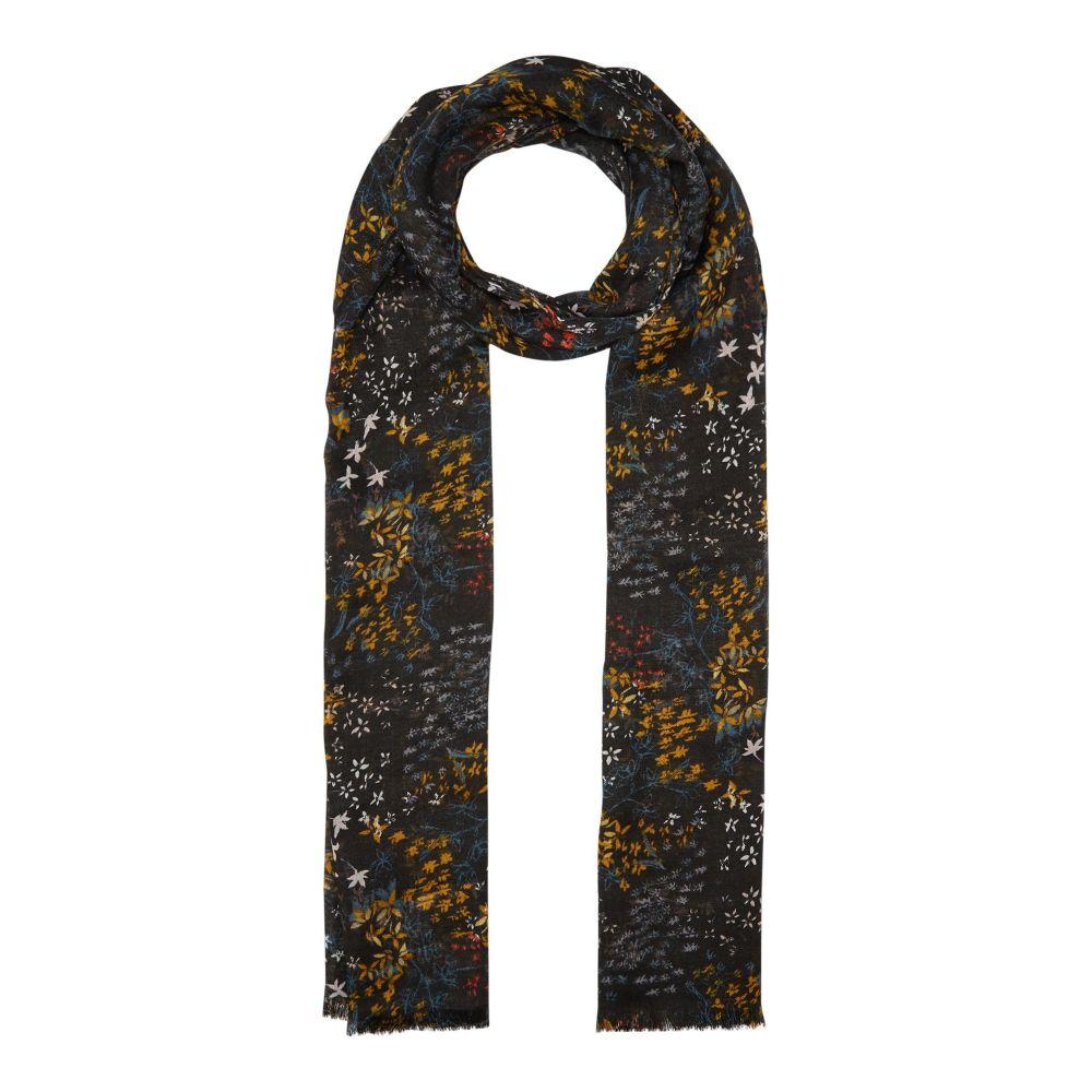 レーベルラボ レディース マフラー・スカーフ・ストール【Ditsy Floral Check】multi-coloured