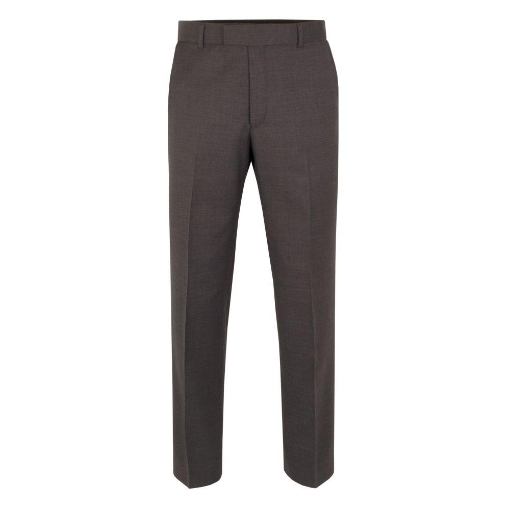アストン&ガン Aston & Gunn メンズ ボトムス・パンツ スラックス【Kinsley Regular Trouser】charcoal