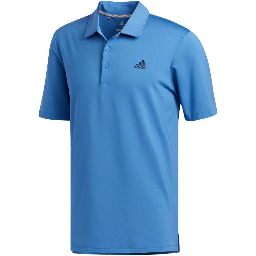 アディダス Adidas メンズ トップス ポロシャツ【Ultimate365 Solid Polo】royal blue