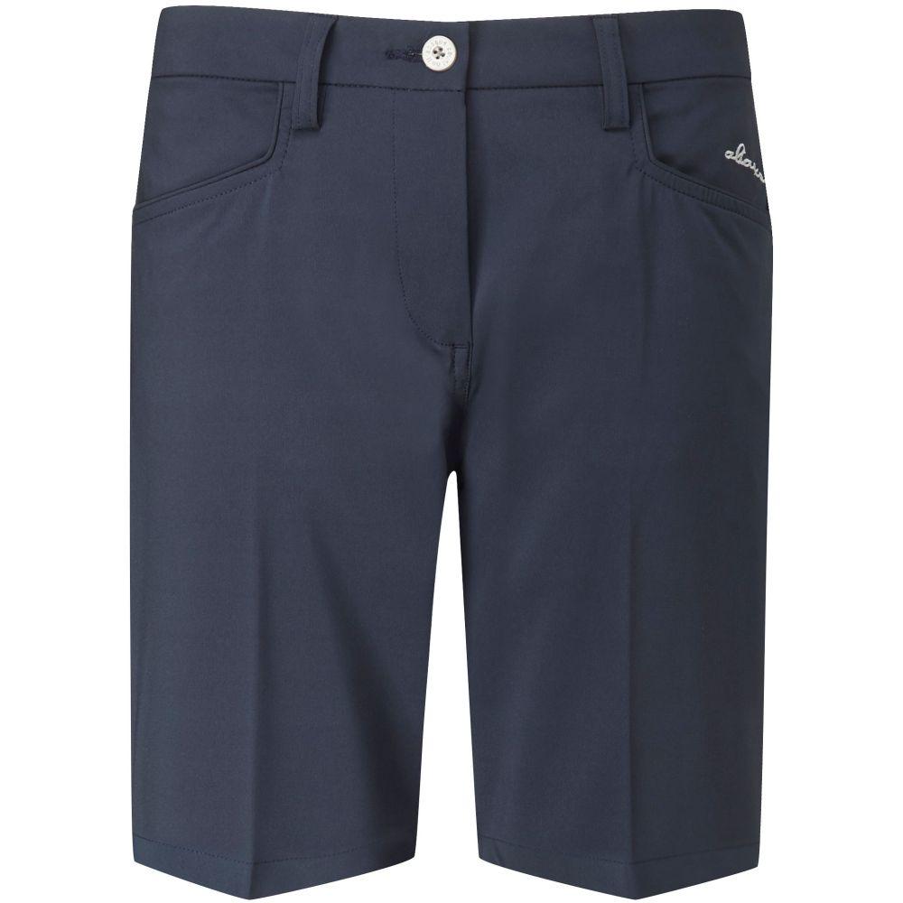 アバカス Abacus レディース ゴルフ ボトムス・パンツ【Astbury Shorts】navy