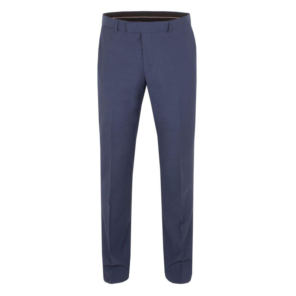 アレクサンダー オブ イングランド Alexandre of England メンズ ボトムス・パンツ スラックス【Markham Tailored Trouser】blue
