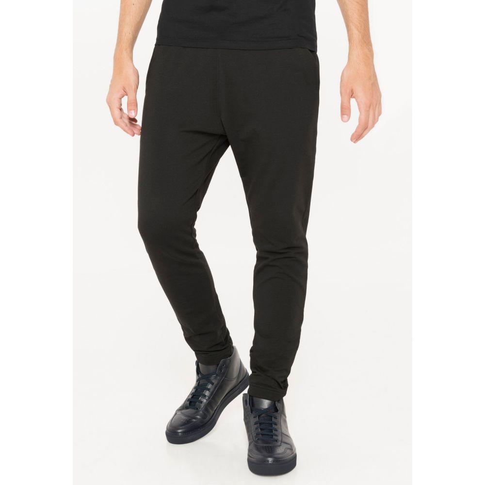アントニー モラート Antony Morato メンズ ボトムス・パンツ【Long Fleece Pant With Embossed Print On】black