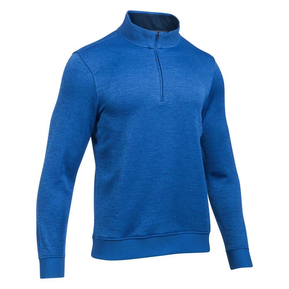 アンダーアーマー Under Armour メンズ トップス フリース【Storm Sweater Fleece】blue