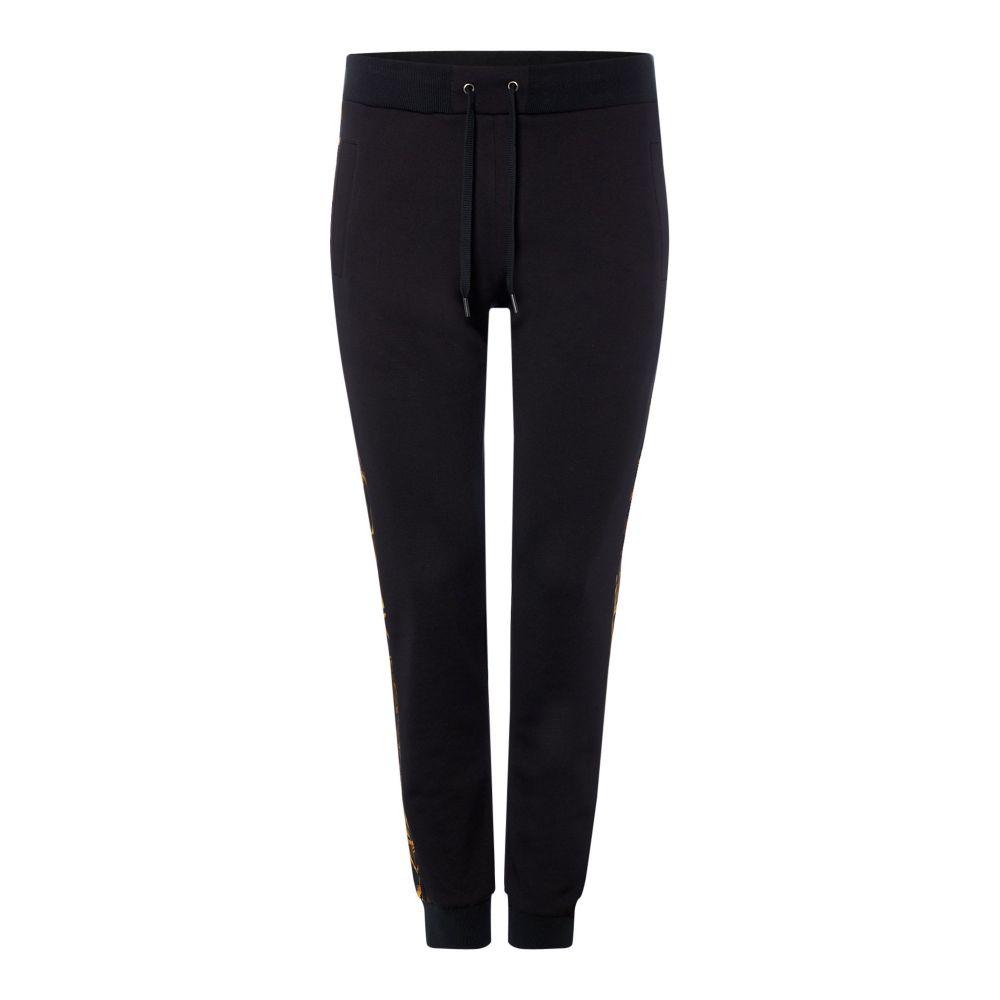 ヴェルサーチ Versace Jeans メンズ ボトムス・パンツ ジョガーパンツ【Classic Print Panel Jogger】black