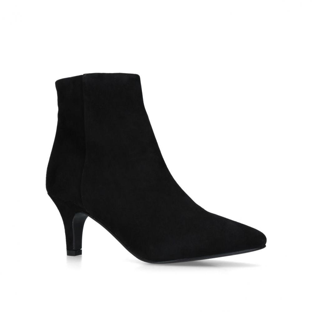 カーヴェラコンフォート Carvela Comfort レディース シューズ・靴 ブーツ【Romy Ankle Boots】black