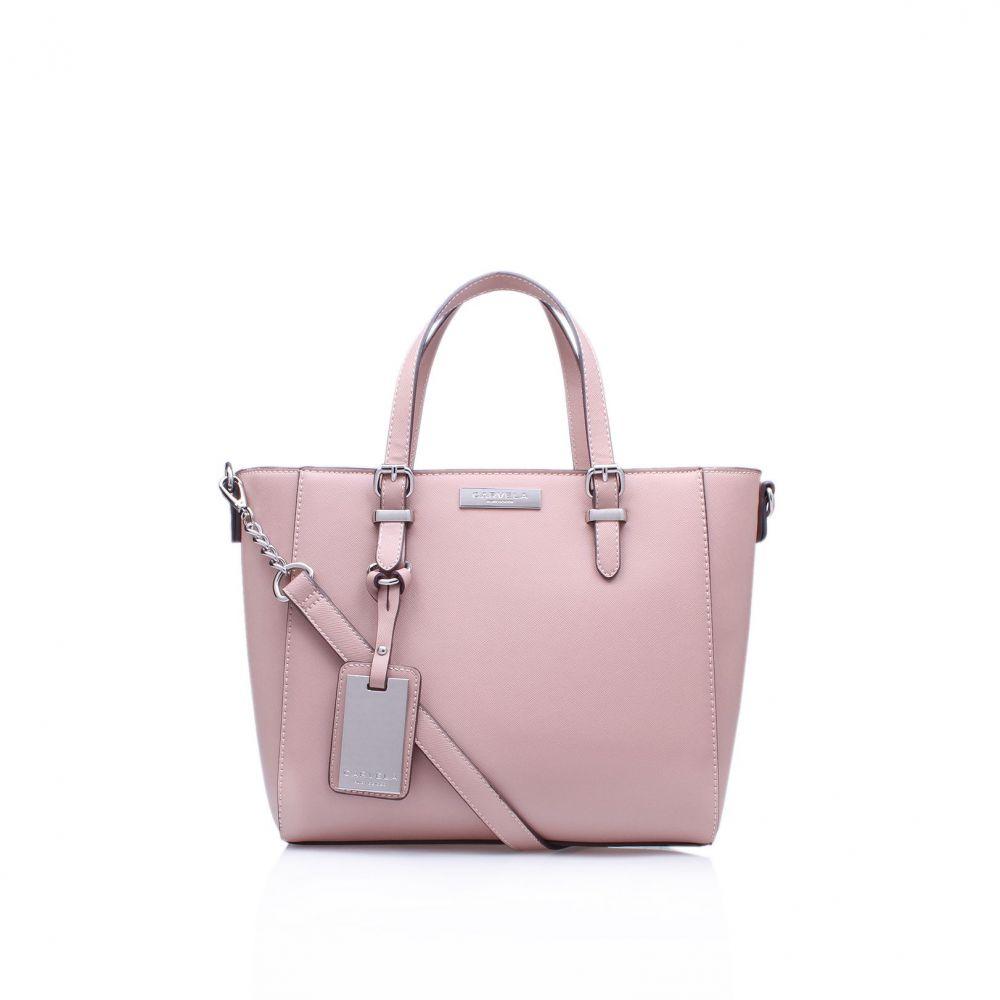 カーベラ Carvela レディース バッグ トートバッグ【Danna Winged Tote Bag】pink