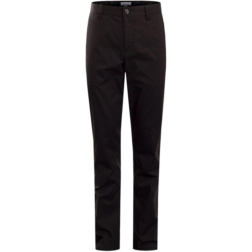 カルバンクライン Calvin Klein Golf メンズ ボトムス・パンツ スラックス【Cotton Stretch Chinotrouser】black