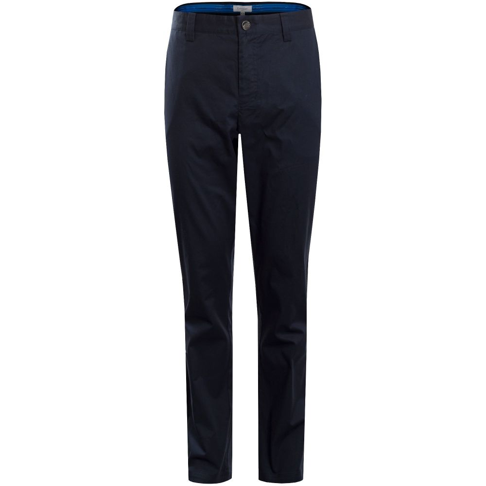 カルバンクライン Calvin Klein Golf メンズ ボトムス・パンツ スラックス【Cotton Stretch Chinotrouser】navy
