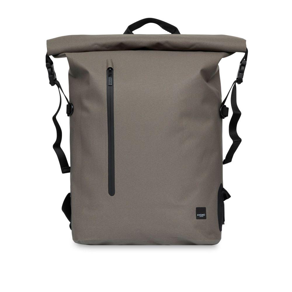 クノモ Knomo レディース バッグ パソコンバッグ【Thames Cromwell Khaki Roll Top Laptop Backpack 15】khaki