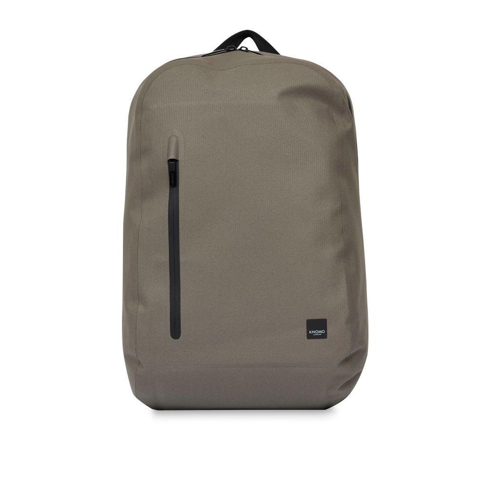 クノモ Knomo レディース バッグ パソコンバッグ【Thames Harpsden Khaki Laptop Backpack 14】khaki