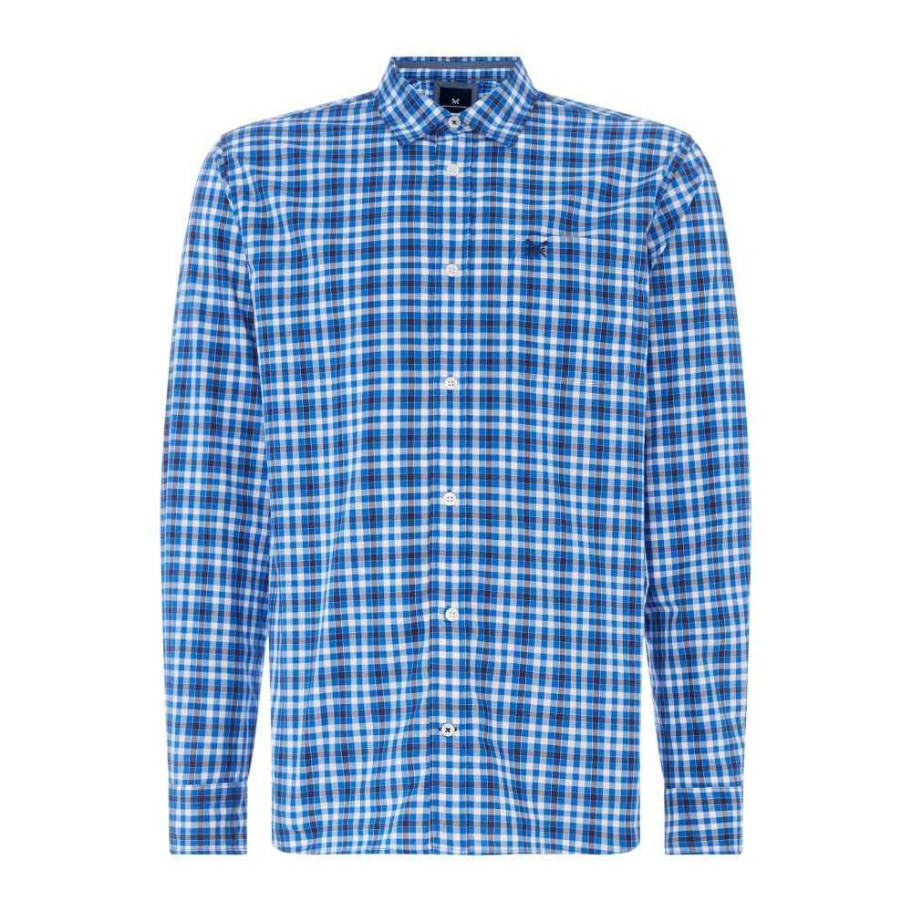 クルークロッシング Crew Clothing メンズ トップス シャツ【Company Westleigh Shirt】dark blue