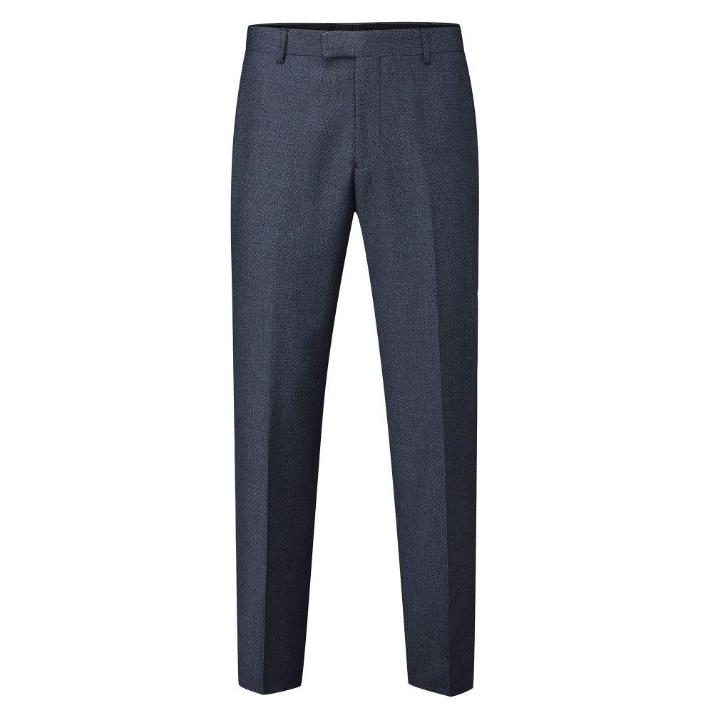 スコープス Skopes メンズ ボトムス・パンツ スラックス【Tailored Harcourt Suit Tailored Trouser】navy