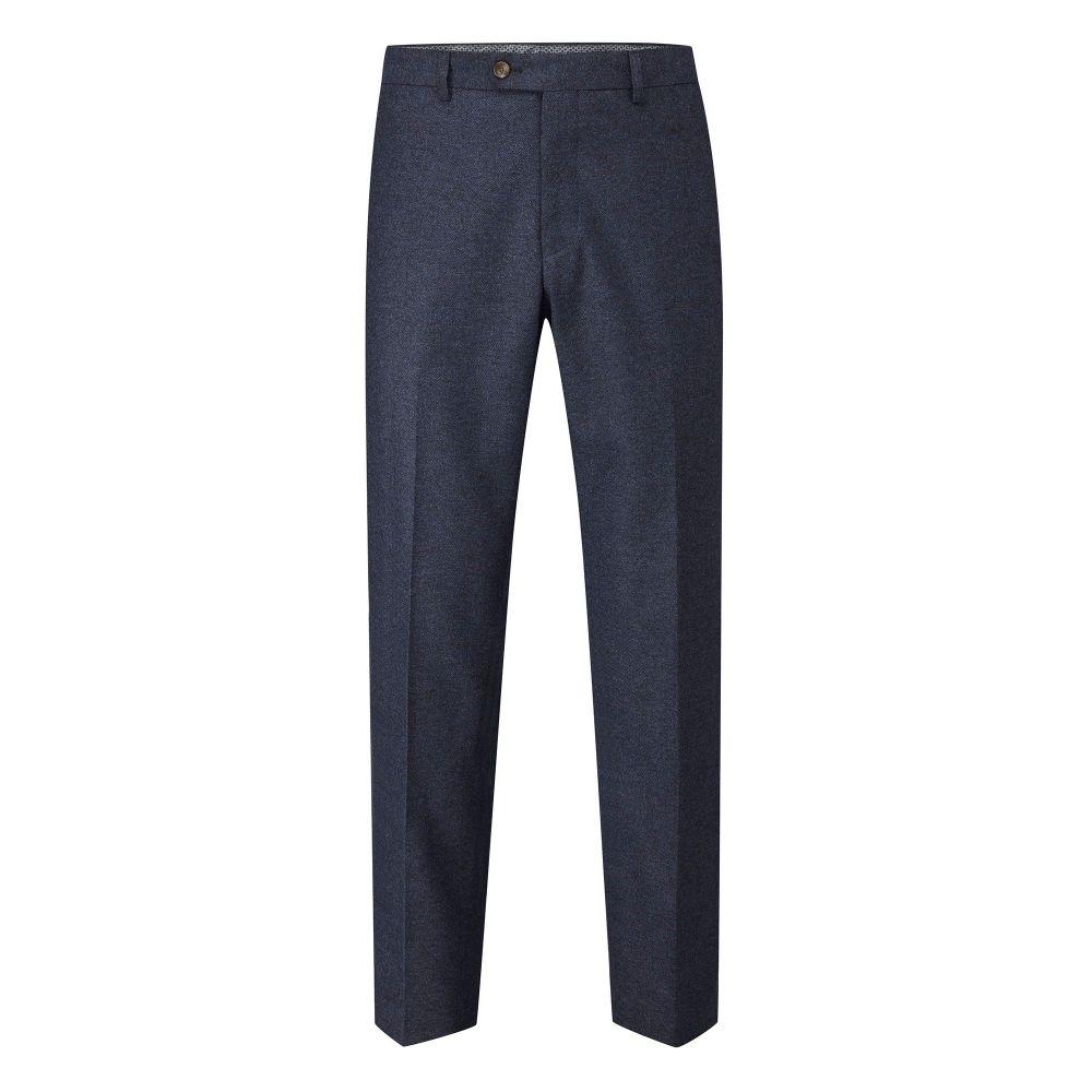 スコープス Skopes メンズ ボトムス・パンツ スラックス【Tommy Wool Blend Suit Trouser】navy