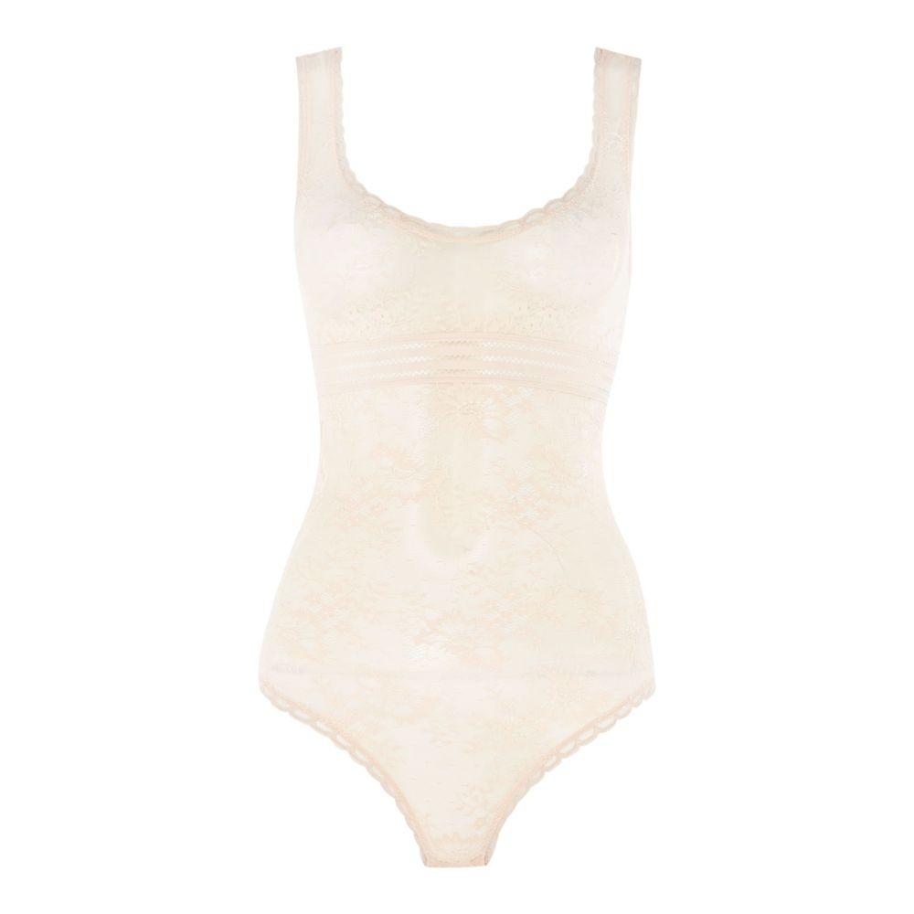 ステラ マッカートニー Stella McCartney レディース インナー・下着 ボディースーツ【Stella Lace Bodysuit】pale pink
