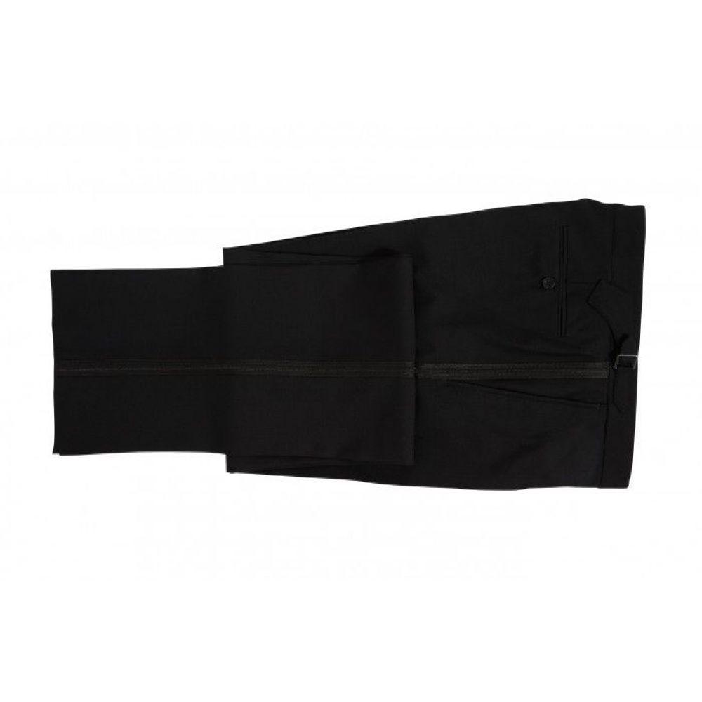 チェスター バリー Chester Barrie メンズ ボトムス・パンツ スラックス【Classic Dinner Suit Trousers】black