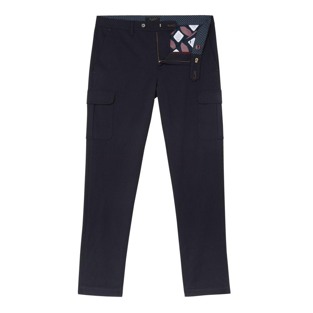 テッドベーカー Ted Baker メンズ ボトムス・パンツ スラックス【Zakery Slim Utility Pocket Trousers】navy