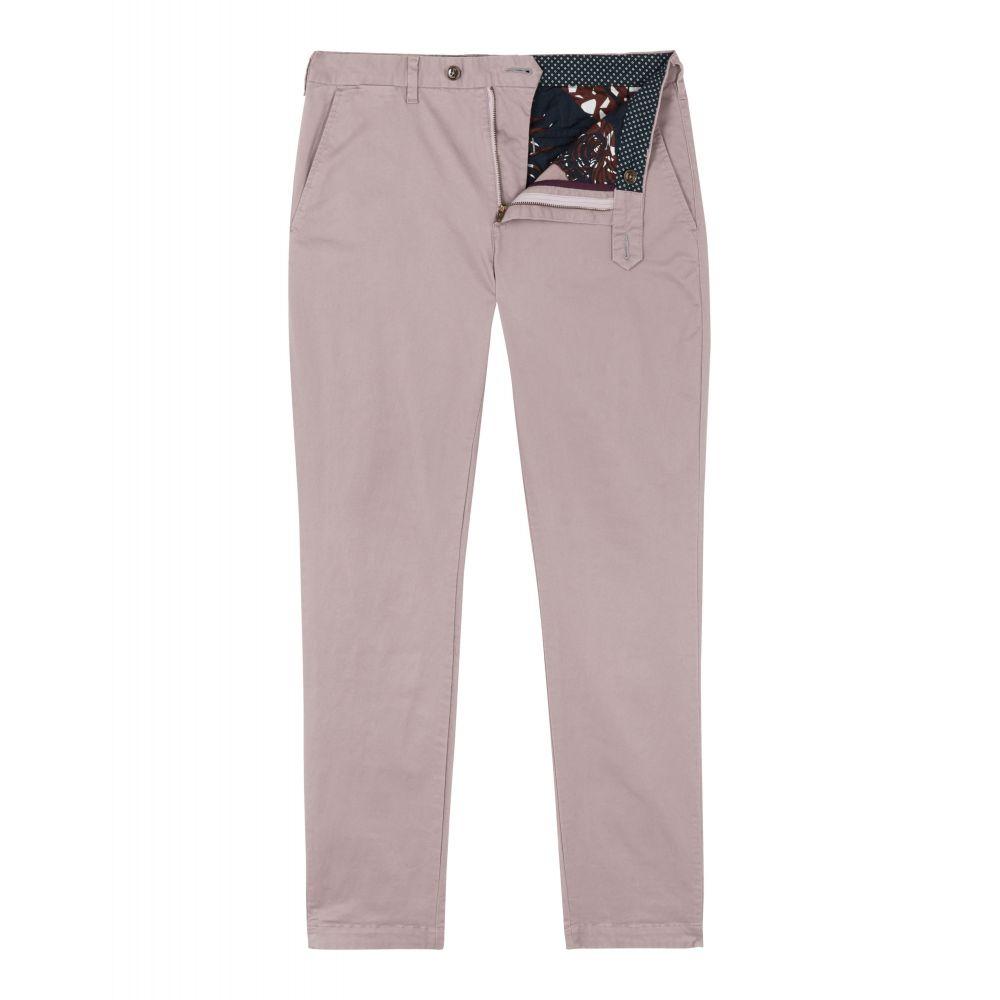 テッドベーカー Ted Baker メンズ ボトムス・パンツ チノパン【Classleb Classic Fit Cotton Chinos】light pink