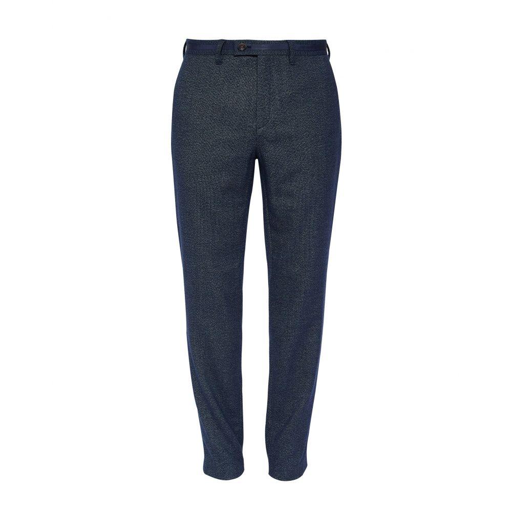 テッドベーカー Ted Baker メンズ ボトムス・パンツ スラックス【Beektro Semi Plain Trousers】navy