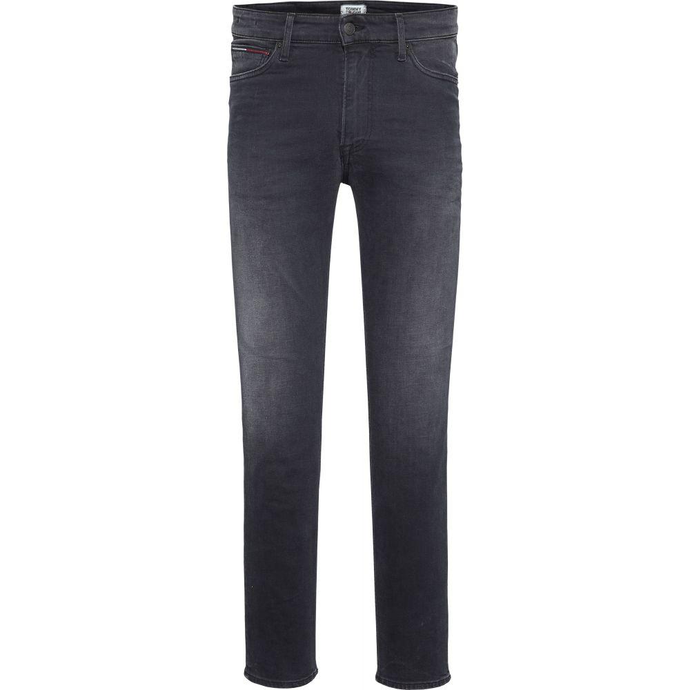 トミー ヒルフィガー Tommy Hilfiger メンズ ボトムス・パンツ ジーンズ・デニム【Simon Skinny Fit Tommy Jeans】black