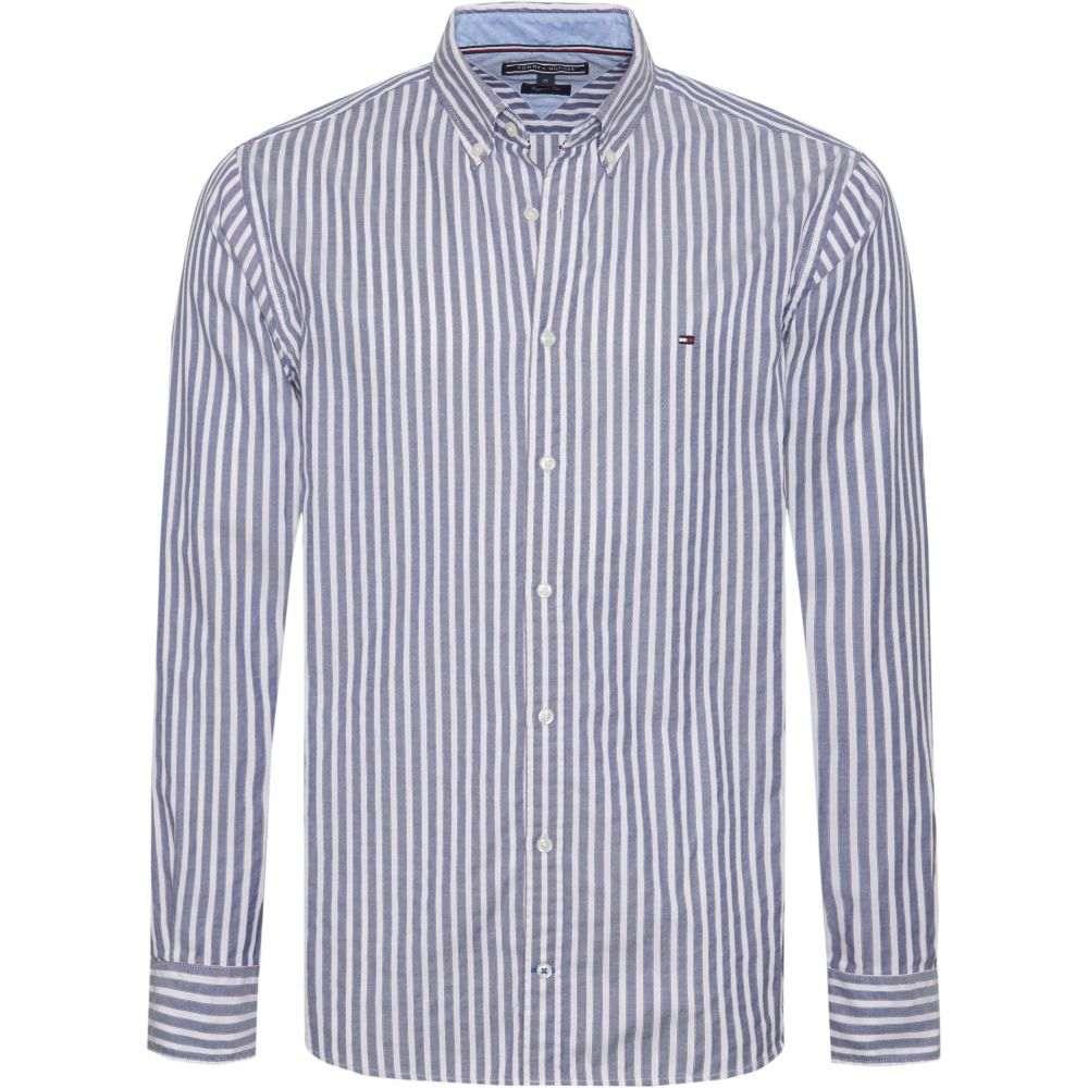 トミー ヒルフィガー Tommy Hilfiger メンズ トップス シャツ【Long Sleeve Striped Shirt】multi-coloured
