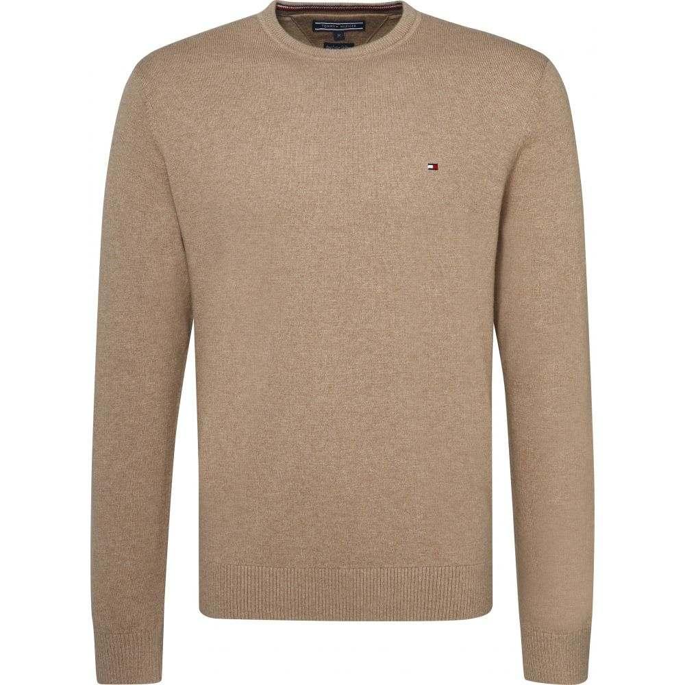 トミー ヒルフィガー Tommy Hilfiger メンズ トップス ニット・セーター【Long Sleeve Classic Sweater】beige