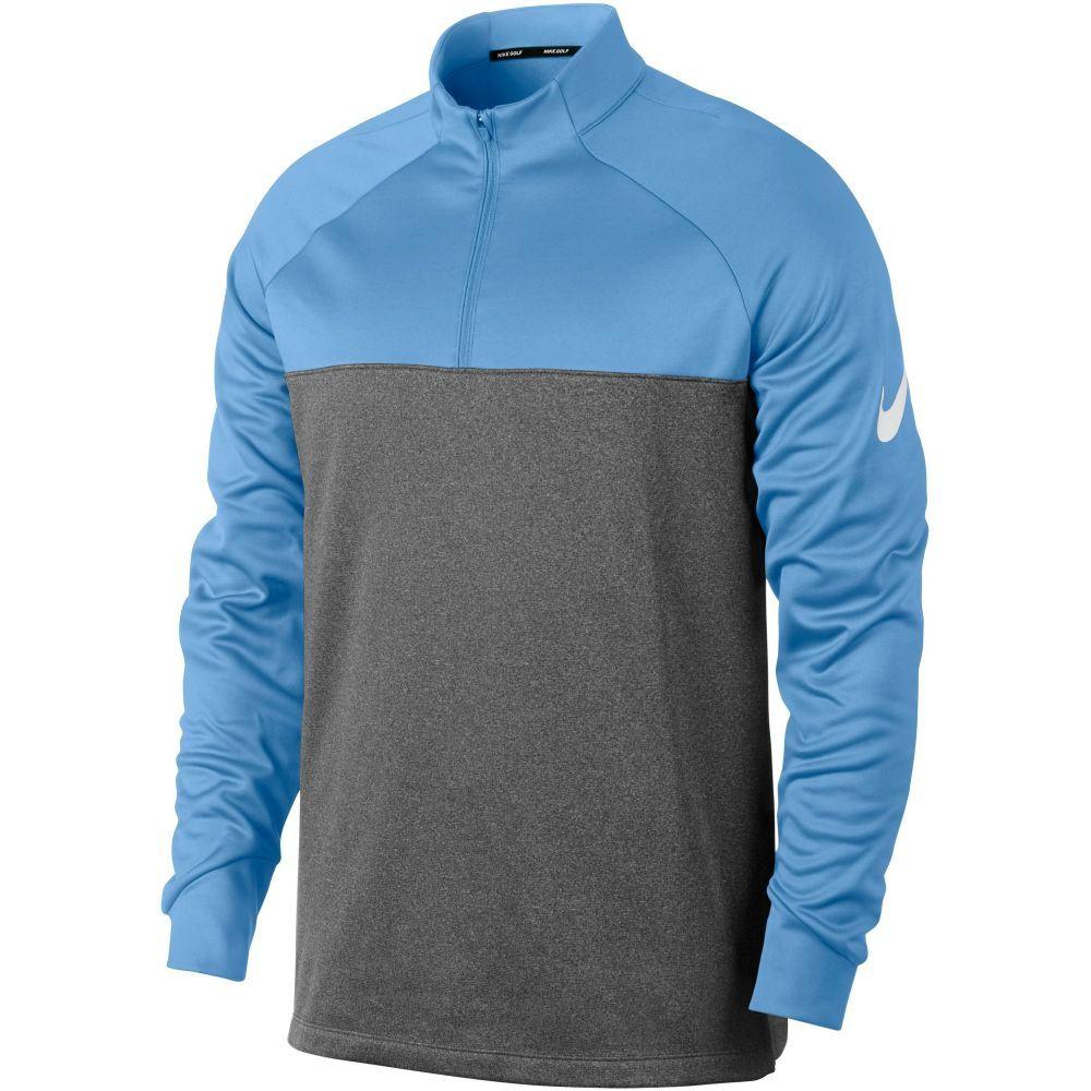 ナイキ Nike メンズ トップス【Therma Block Half Zip Jumper】light blue