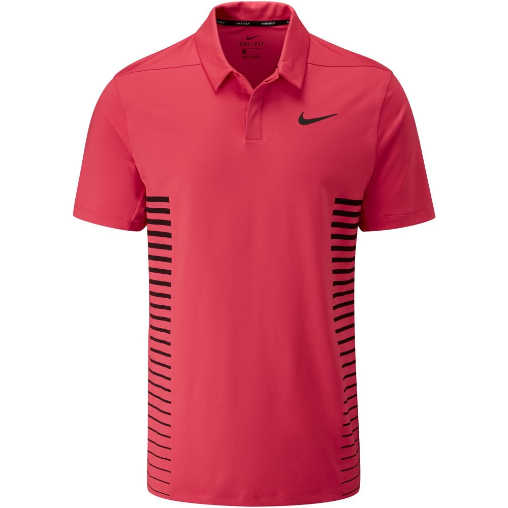 ナイキ Nike メンズ トップス ポロシャツ【Dry Print Polo】pink