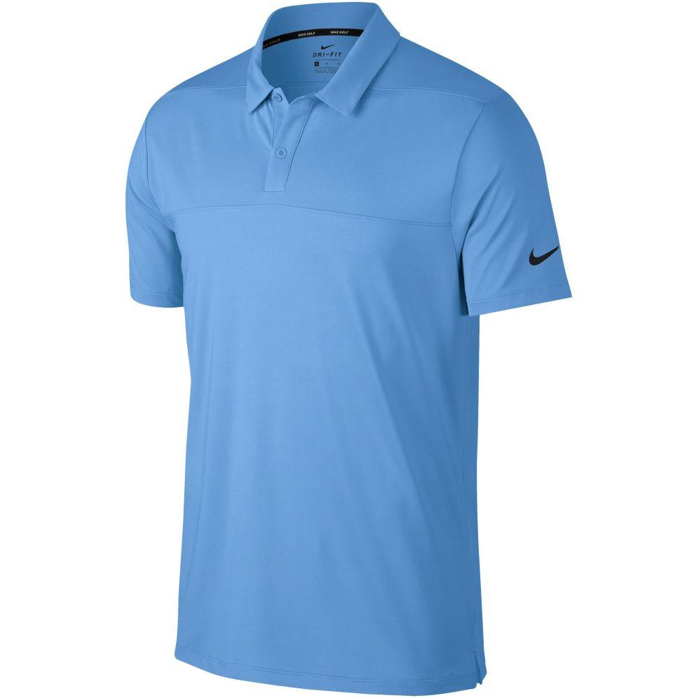 ナイキ Nike メンズ トップス ポロシャツ【Color Block Dry Polo Left Sleeve】blue