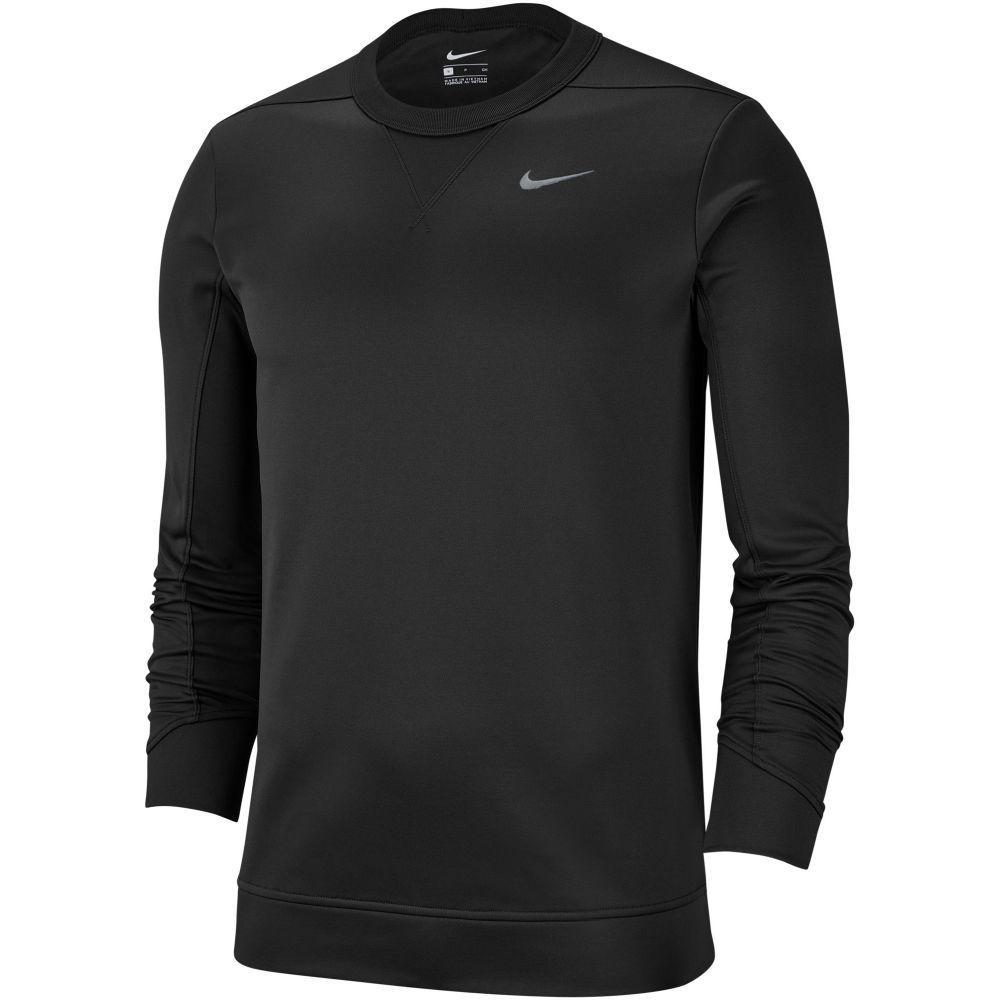 ナイキ Nike メンズ トップス【Therma Crew Jumper】black