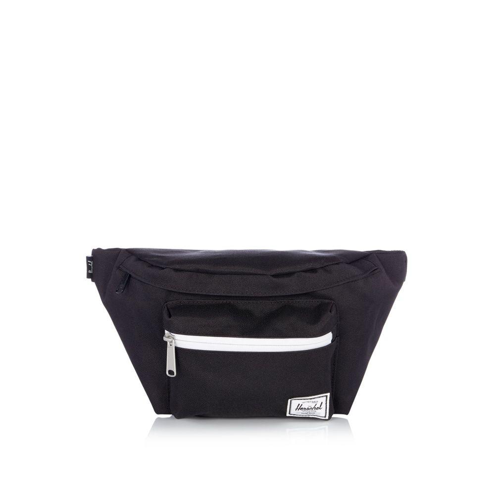 ハーシェル サプライ Herschel メンズ バッグ ボディバッグ・ウエストポーチ【Seventeen Bum Bag】black