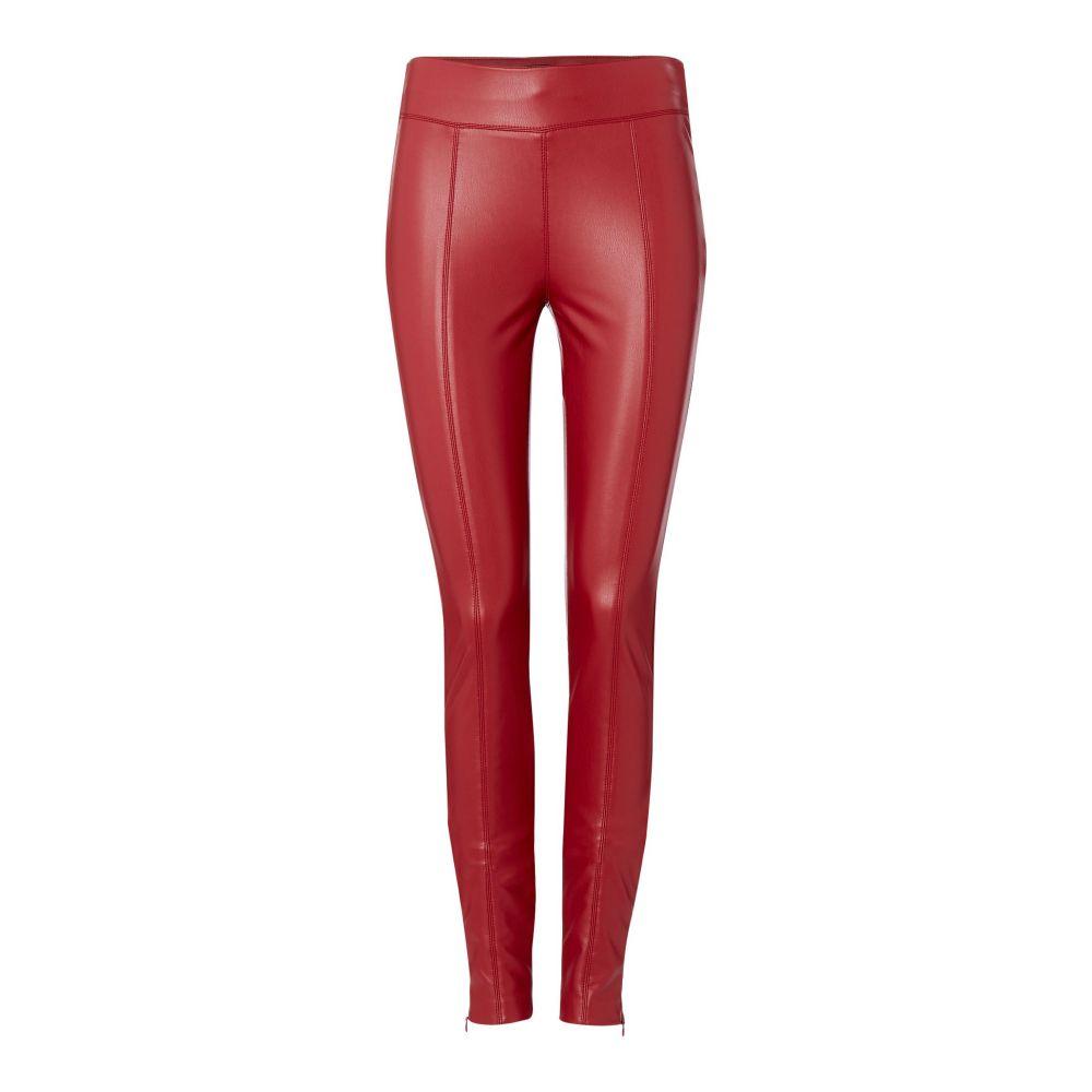 ビバ Biba レディース インナー・下着 スパッツ・レギンス【Pu High Waisted Leggings】red